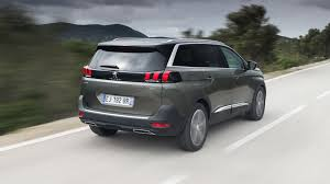peugeot official site peugeot 5008 2017 review by car magazine