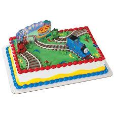 thomas the train birthday cake decorations image inspiration of