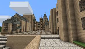 the hohenzollern castle minecraft project