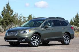 subaru van 2015 subaru outback prices reviews and new model information autoblog