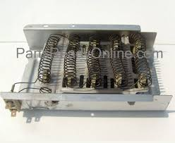 genuine whirlpool electric dryer heating element 8565582 279838
