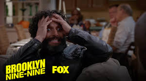 brooklyn 99 thanksgiving adrian freaks out over the national dog show season 4 ep 7