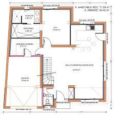 plan de maison 6 chambres prévisions de maisons à contruire en loire atlantique 44