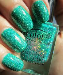 concrete and nail polish color club