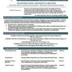 free registered nurse resume templates best 20 nursing resume