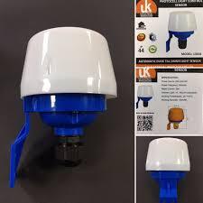 photocell sensor automatic light control switch photocell outdoor light switch daylight dusk till dawn sensor light