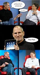 Bill Gates Meme - image 152652 steve jobs vs bill gates know your meme