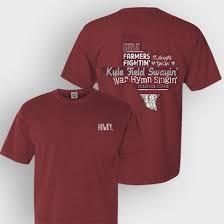 Comfort Colors Shirts A U0026m Aggies Plus Size Kyle Field Swayin U0027 Brick Comfort Colors T Shirt