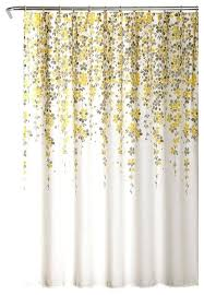 Gray And Yellow Curtains Gray And Yellow Curtains Size Of Gray And White Curtain