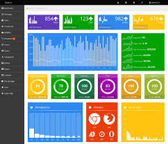 free responsive bootstrap admin panel templates freewebmentor