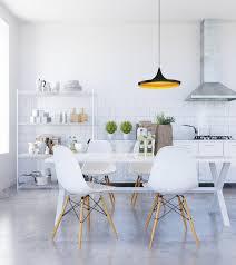 All White Dining Room  DescargasMundialescom - All white dining room