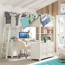 full size loft beds for girls furniture info nice full loft bed