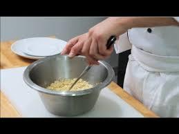 l de cuisiner technique de cuisine cuire de la semoule