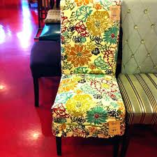 pier 1 chair slipcovers floral chair slipcovers pier one accent chairs pier 1 floral