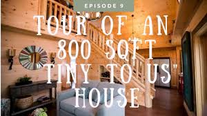 tiny house plans 900 square feet youtube
