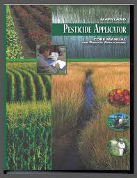 private pesticide applicator licensing university of maryland