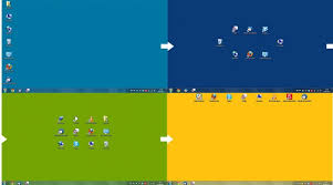 organisation bureau windows 4 astuces pour organiser le bureau de pc