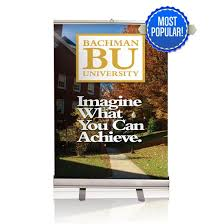 table top banners for trade shows economy table top banner stand 24 x 40 trt banners