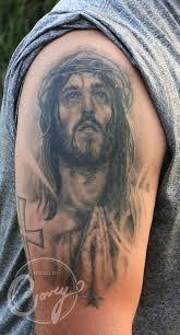red arbor tattoos u0026 fine art tattoos religious jesus
