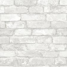 home depot black friday blanket nuwallpaper grey and white brick peel and stick wallpaper bricks