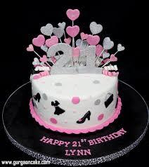 happy birthday cake 21 years old