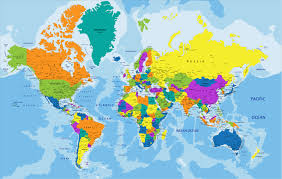 Countries Map Map Oceania
