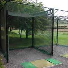 golf netting enclosures high level protection netting golf netting