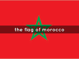 Big Red Flag Morocco Abdulrafiu By 911604