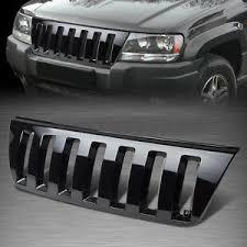 jeep sport black fit 99 03 jeep grand wj vertical sport black abs