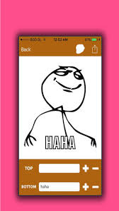 Meme Maker With Own Photo - meme maker own generate funny memes with your own pic on the app store