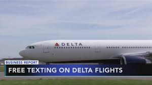 Gogo Inflight Texting by Delta Will Let Passengers Use Mobile Messaging In Flight 6abc Com