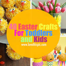 Easter Decorations For Toddlers by 40 Easter Crafts For Toddlers And Kids
