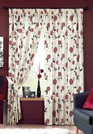 white and red bedroom curtains u2013 laptoptablets us