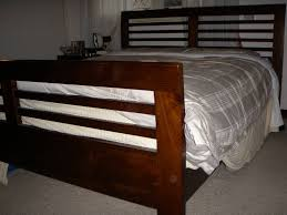 queen size bed frame and mattress genwitch