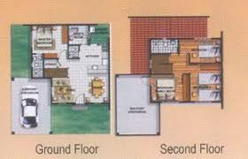 Camella Homes Drina Floor Plan Camella Homes Elaisa Model House