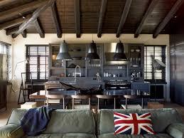 interior design in homes industrial house design new york loft style living room design