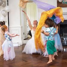 ballerina parties for children in toronto