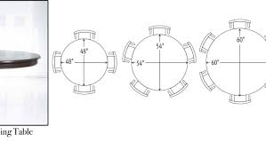 8 person round table size 8 person round table measurements round table ideas