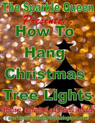 best way to put lights on a christmas tree christmas ideas