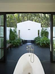 Interior Waterfall Atlanta Indoor Waterfall Kit Bathroom Contemporary With Oval