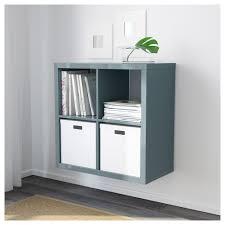 kallax shelf unit high gloss white ikea