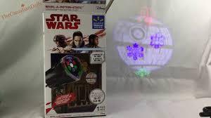 christmas motion light projector star wars projector christmas light 2017 youtube
