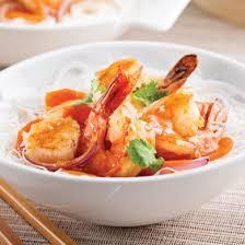 cuisiner citronnelle fruits de mer à la citronnelle et coriandre recettes cuisine et