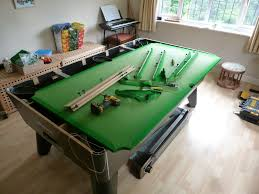 pool snooker table maintenance and felt changing knight shot
