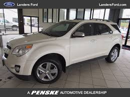 2015 used chevrolet equinox fwd 4dr ltz at landers chevrolet
