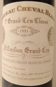 learn about chateau cheval blanc 1993 château cheval blanc bordeaux libournais st