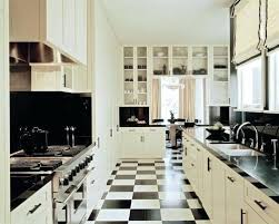 kitchen floor idea black and white kitchen floor ed ex me