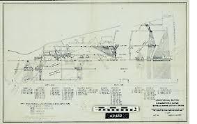 oregon historical mining information large format mine maps dogami
