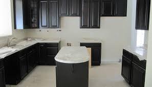 Espresso Kitchen Cabinets With Granite Espresso Kitchen Cabinets With Light Granite Exitallergy Com