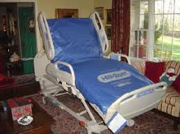 Hill Rom Hospital Beds Hill Rom Versa Care Hospital Bed With P500 Theraputic Surface